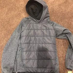 Other - Boys gray hoodie